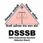 DSSSB TGT Teacher Recruitment 2021 Notification